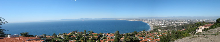 View over south bay