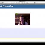 AdiumX Video Chat