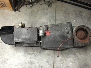 AC/Heater Box