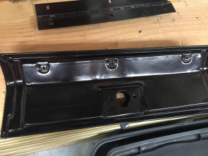 Glove Box Door