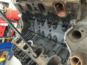 2 - Rust in the intake